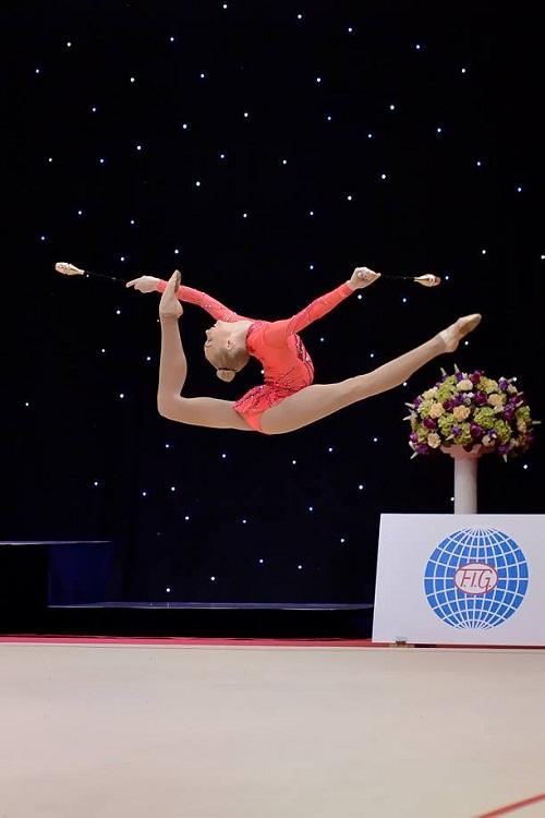"""Різатдінова виграла турнір """"MissValentine-2015"""" в Естонії"""