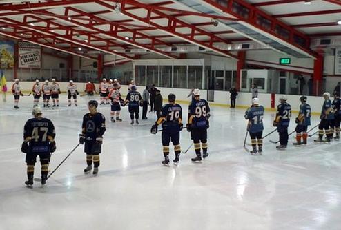 Плей-офф в чемпионате Украины по хоккею стартует 24 марта