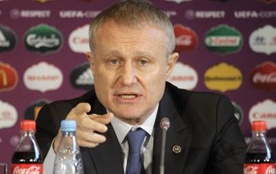Суркіс: Буду продовжувати захищати інтереси України в UEFA
