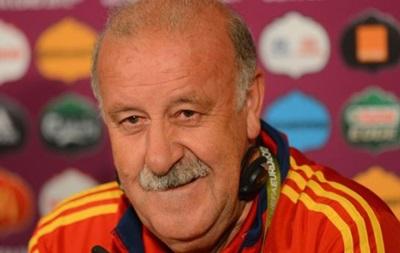 Тренер сборной Испании: Украина – страшно неудобный противник (ВИДЕО)