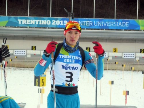 Украинец признан лучшим в мире биатлонистом-новичком года