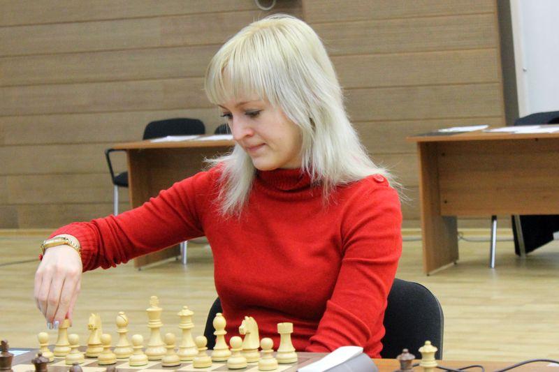 Украинской шахматистке в России засчитали техническое поражение