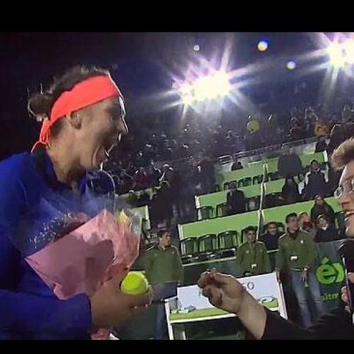 Фанат шокував російську тенісистку пропозицією просто на корті (ФОТО)