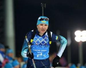 Олімпійська чемпіонка-2014 змінила міністерський кабінет на гвинтівку