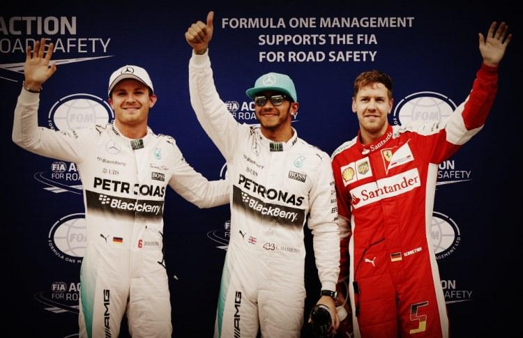 Формула-1. Хемілтон не залишив шансів конкурентам у кваліфікації Гран-прі Малайзії