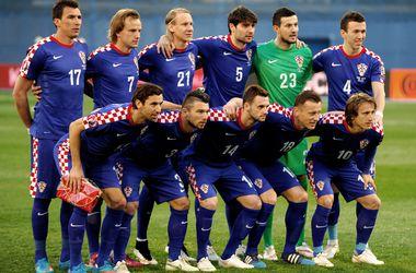 Збірна Хорватії зіграє з Італією без глядачів