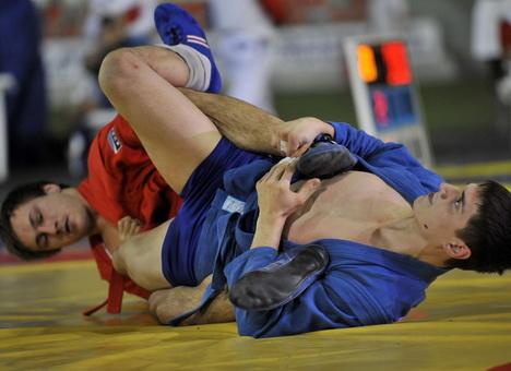 Чемпіонат України з боротьби відбудеться у Харкові