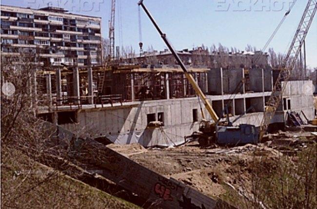 У Росії впали конструкції об'єкта ЧС-2018