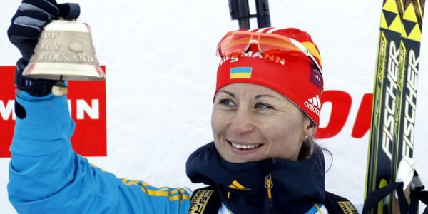 В.Семеренко пригласили на биатлонную Гонку чемпионов