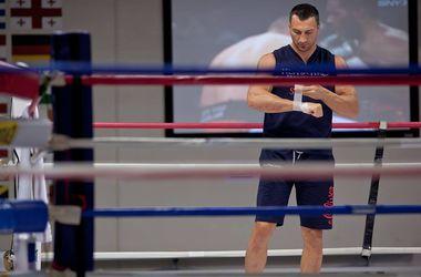 Владимир Кличко заявил, что часто дерется в 20-30% своей силы