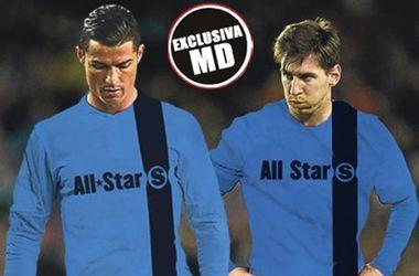 """УЄФА планує організувати """"Матч всіх зірок"""""""