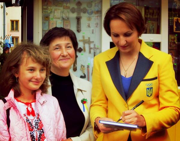 Підгрушна офіційно покинула роботу в Міністерстві молоді та спорту
