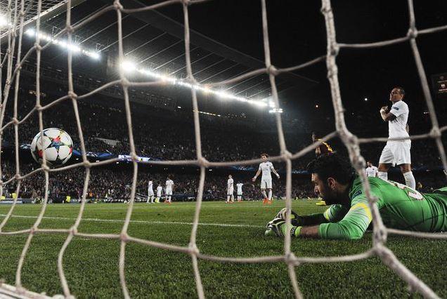 Стоп-кадр: самые яркие моменты выхода Барселоны в полуфинал Лиги чемпионов