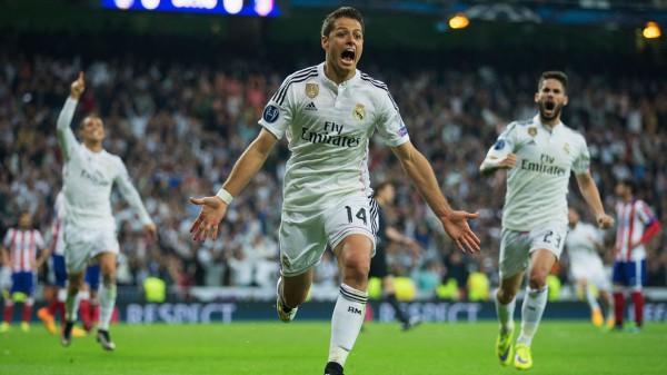 Реал с трудом обыграл Атлетико на пути в полуфинал Лиги чемпионов