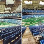 """""""Донбас Арена"""" відтепер серед занедбаних стадіонів світу (фото,відео)"""