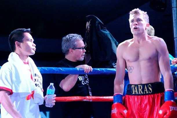 Бокс. Украинец Тарас Шелестюк одержал 12-ю победу на профиринге