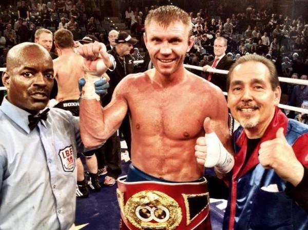 Українець Дудченко повернеться на ринг проти одного з кращих боксерів категорії