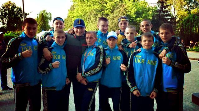 Украина выиграла чемпионат Европы по боксу