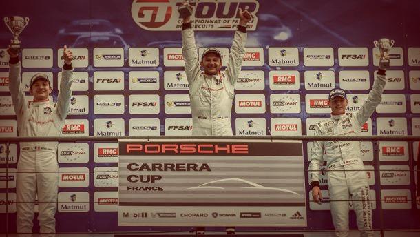 Украинский гонщик одержал историческую победу (ФОТО)