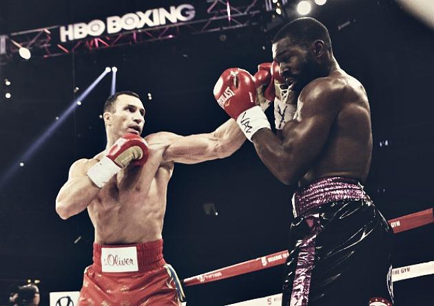 Владимир Кличко опустился в рейтинге лучших боксеров мира по версии The Ring