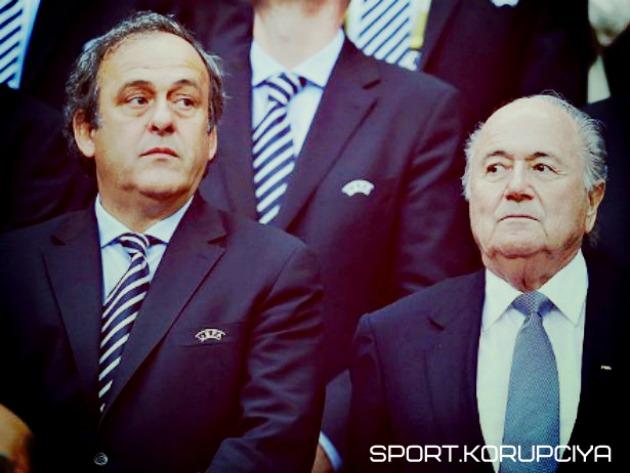 Платини заговорил о выходе УЕФА с ФИФА в случае победы Блаттера