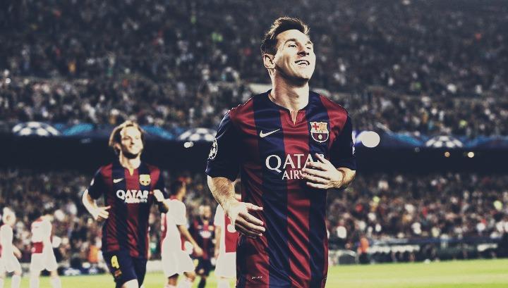 Барселона розгромила Баварію в першому півфінальному матчі