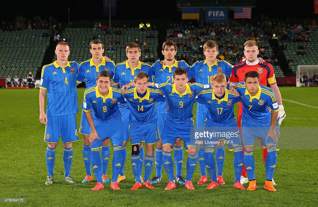 У рейтингу ФІФА Україна опустилася на 30 позицію