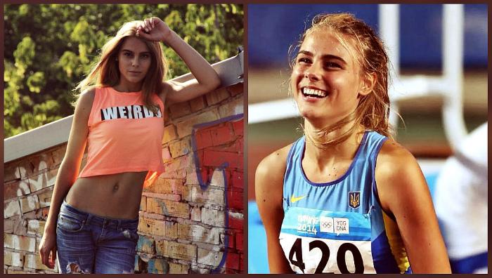 Юлія Левченко: найчарівніша юна спортсменка України (ФОТО,ВІДЕО)