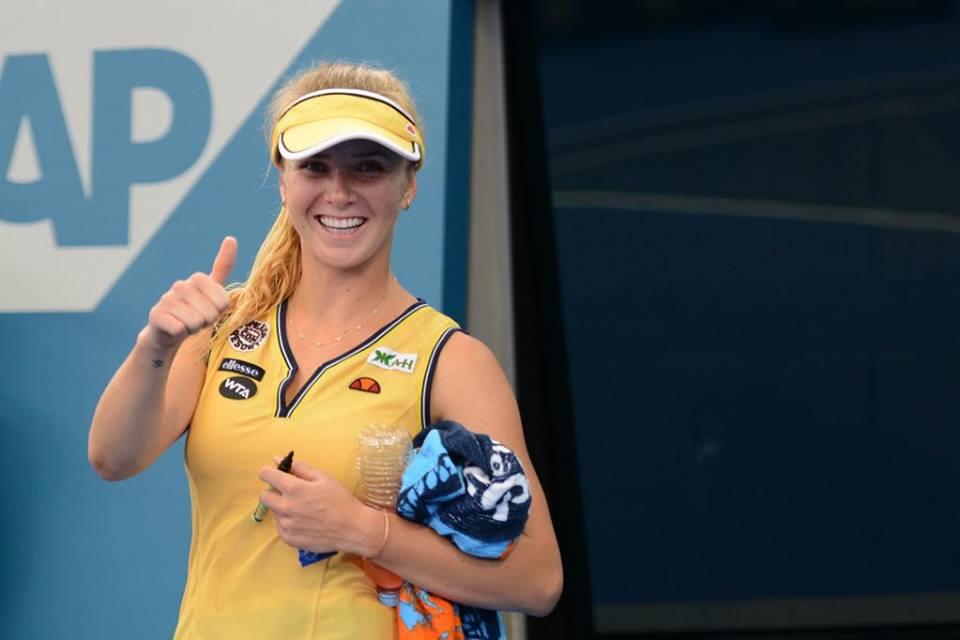 Світоліна встановила національний рекорд у світовому тенісному рейтингу