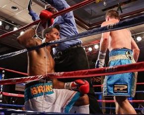 Хитров здобув 11-ту перемогу на професійному рингу