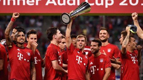 Бавария обыграла Реал и завоевала Audi Cup