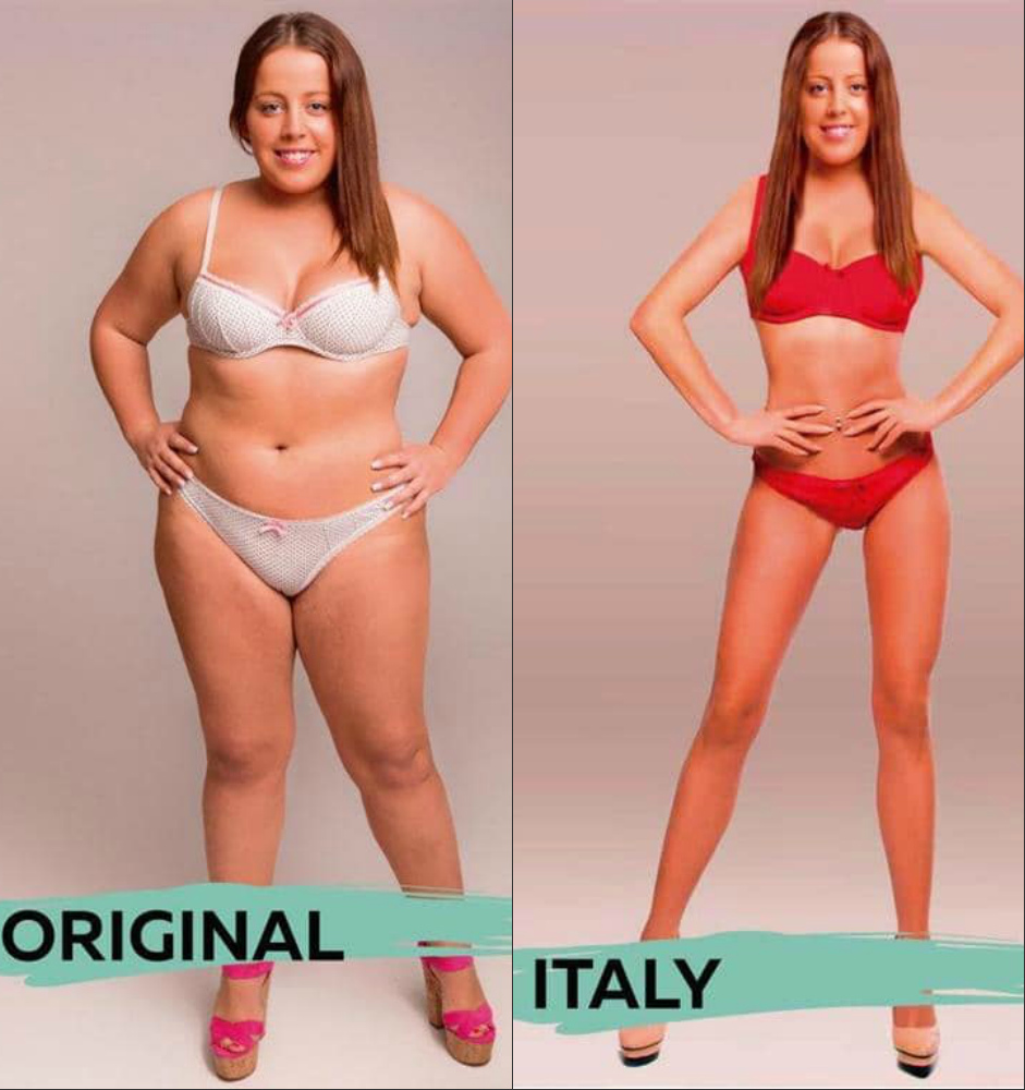 Фото толстых женщин в нижнем домашних условиях