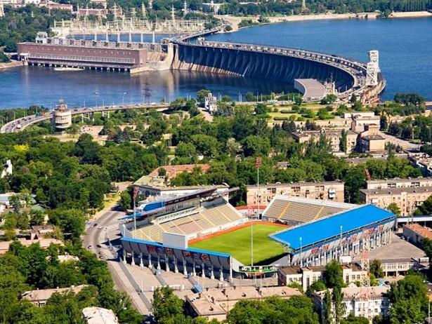 Самые красивые стадионы Украины с высоты птичьего полета (ФОТОРЕПОРТАЖ)
