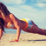 Всего 2 упражнения, которые заставят работать все тело