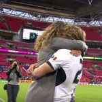 Румунський регбіст зробив пропозицію дівчині після матчу Кубка світу (ВІДЕО)