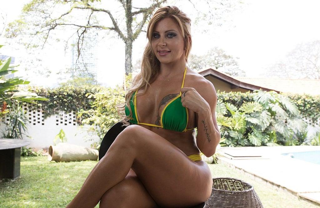 Сочные женщины бразилии