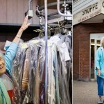 Їй 100 років, але вона все ще працює в пральні по 11годин  6 днів на тиждень (ФОТО)