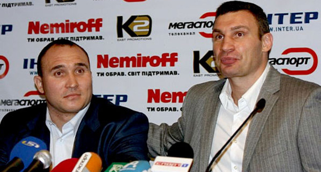 Боксер сбежавший от Кличко встретится с экс-чемпионом мира