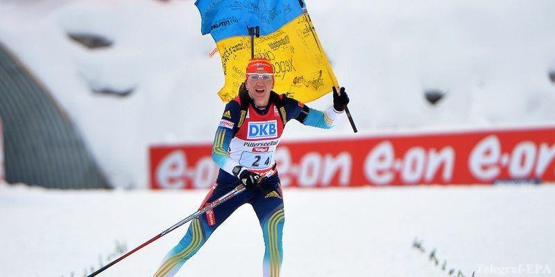 Україна посіла друге місце в Кубку націй з біатлону