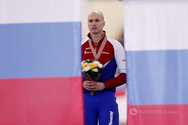 Російський чемпіон, якого спіймали на допінгу, задумався про самогубство – ЗМІ
