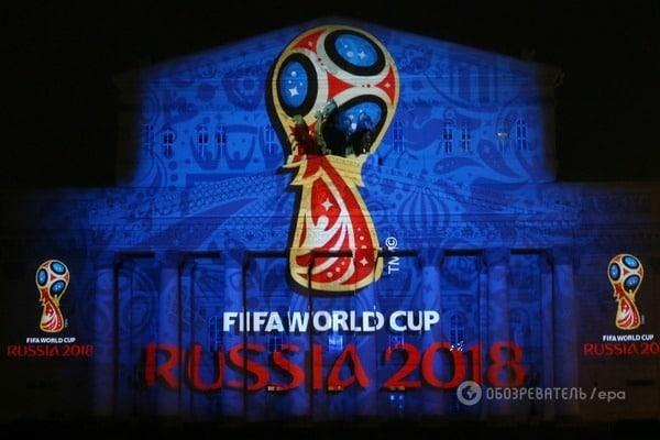 ФИФА отказалась продавать футболки с изображением карты России без Крыма