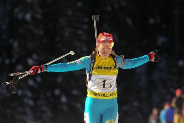 """Українка здобула """"золото"""" чемпіонату Європи з біатлону"""