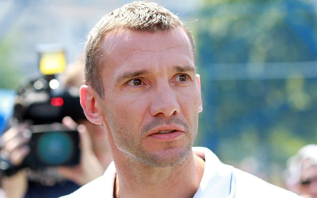 """Андрей Шевченко: """"У меня было задание смотреть на ребят, которые играют в Европе"""""""