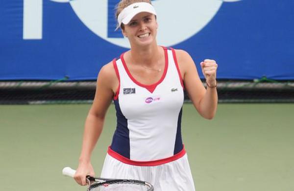 Українська тенісистка влаштувала погром на супертурнірі в США