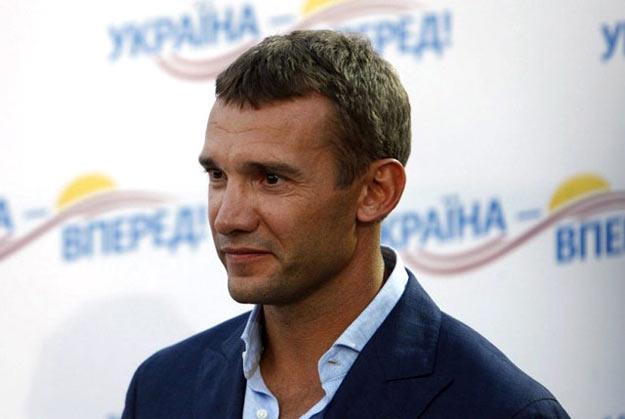 Згодом ми побачимо Шевченка одним із провідних тренерів України – Суркіс