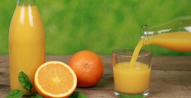 Як зробити з 1 апельсина 2 літри соку!!!