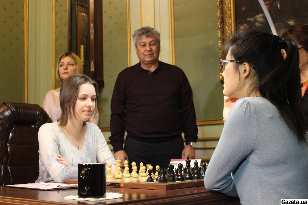 Луческу походил белыми за Музычук в шестой партии чемпионата мира