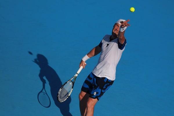 Українець переміг знаменитого російського чемпіона на тенісному супертурнірі в США