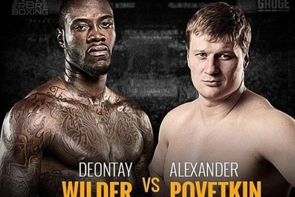 Официально: россиянин Поветкин будет драться в Москве за бывший пояс Кличко