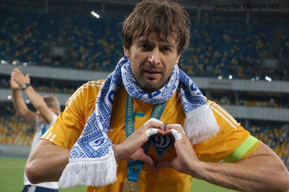 Легенда Динамо побил невероятный рекорд Украины